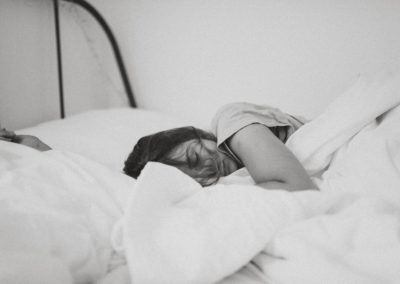 Natural Ways to Get Better Sleep with a Stuffy Nose